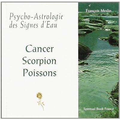 Psycho-Astrologie des Signes d'Eau