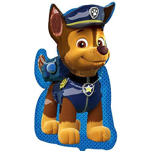 GUIZMAX Gigante ! Bola De La Pat Patrulla Canina Chase Helio Disney Fiesta niño