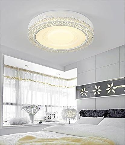 HAIHAHA Plafonnier Led éclairage entrée cuisine Plafond LED la lampe