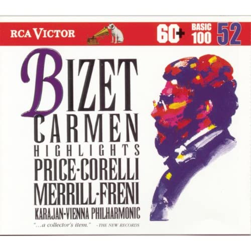 Carmen (Highlights): Carmen (Highlights): Carmen (Highlights): Carmen: Act I: L'amour est un oiseau rebelle (Habanera)