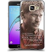 Officiel HBO Game Of Thrones Jaime Lannister Portraits De Personnage Étui Coque en Gel molle pour Samsung Galaxy A3 (2016)