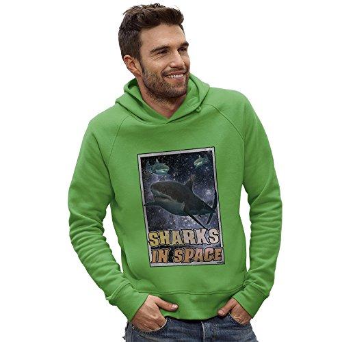 TWISTED ENVY - Felpa con cappuccio - Maniche lunghe  - Uomo Verde