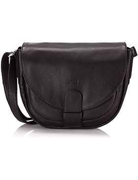 BREE Lady Top 2, black, ladies' handbag 10900102 Damen Henkeltaschen