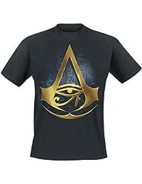 Assassin's Creed: Origins - Eye of Osiris Hommes T-Shirt - Noir