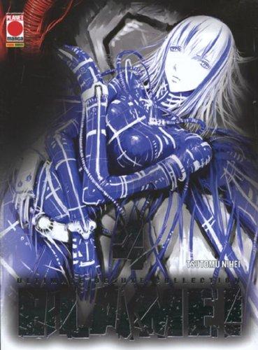 Blame! Ultimate deluxe collection: 4 di Tsutomu Nihei