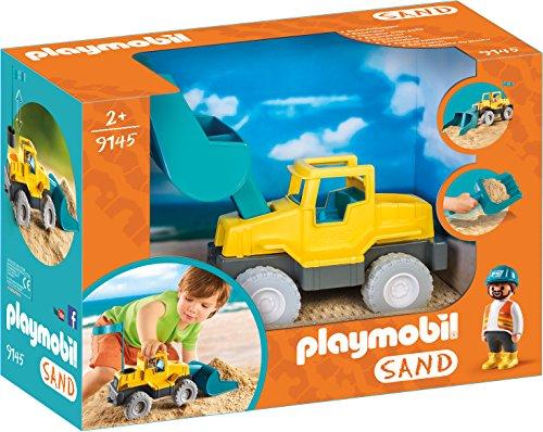 Playmobil-9145 Excavadora
