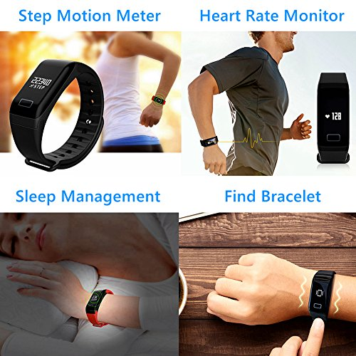 Zoom IMG-2 canmixs fitness tracker cf01 activity