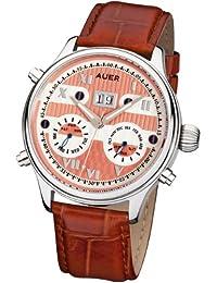 AUER Classic Collection BA-513-RSBrL Reloj Automático para hombres Clásico & sencillo