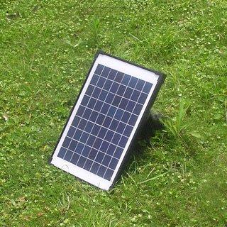 Agora-Tec® AT-10W Solar Teichpumpe - 3