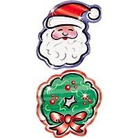 Ciondoli natalizi foil Bright stickers - Foil Ciondoli