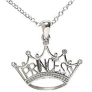 WIDMANN Partypackage Ltd Collar de princesa con corona para disfraz de mujer