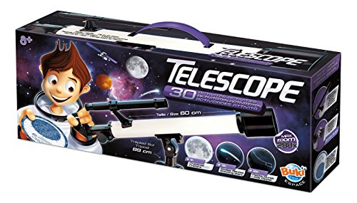 BUKI France TS007B - Teleskop 30 Aktivitäten