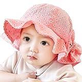tininna Hut Soleil d Gedruckt worden Blume Floral UV Baby Unisex Kinder Mütze Cap Mädchen und Jungen 6mois-2ans