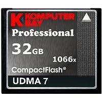Komputerbay 32GB Professional Compact Flash scheda 1066X