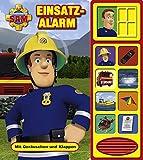 Feuerwehrmann Sam - Einsatzalarm - Klappen-Geräusche-Buch Vergleich