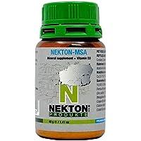 Nekton MSA, vitaminas de 40 g, vit D3, vitaminas tortugas