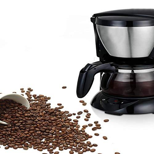 VATHJ Cafetera cafetera eléctrica doméstica con aislamiento