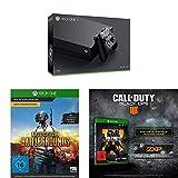 Xbox One X 1TB Konsolen Bundle + Playerunknown's Battlegrounds [Xbox One] + Call of Duty