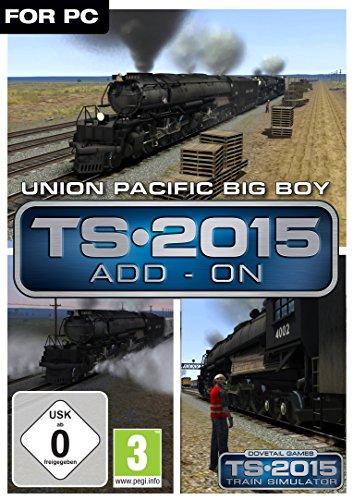 Union Pacific Big Boy Loco AddOn