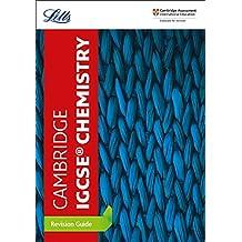 Cambridge IGCSE. Chemistry Revision Guide (Letts Cambridge IGCSE (TM) Revision)