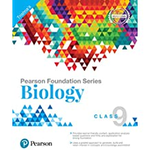 Pearson Foundation Series Biology for Class 9