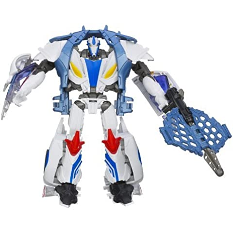 Transformers Prime Beast Hunters Deluxe Class Smokescreen Figure 5 Inches by Transformers