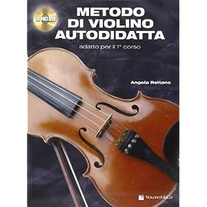 Metodo di violino autodidatta. Con CD Audio