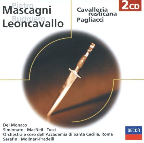 Mascagni: Cavalleria Rusticana...
