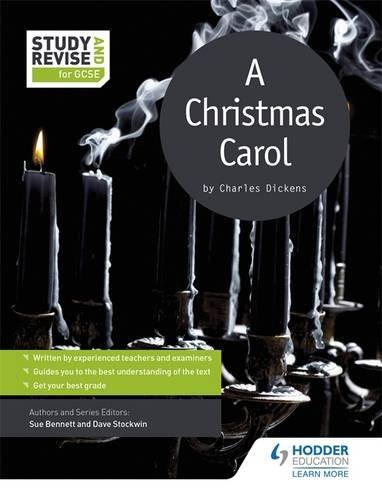 Study and Revise: A Christmas Carol for GCSE (Study & Revise for Gcse) by Sue Bennett (2016-01-29)