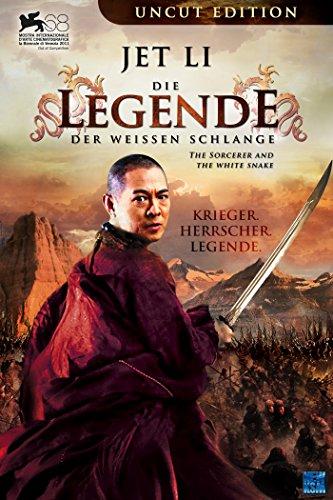 Die Legende der Weißen Schlange (Uncut Edition) -