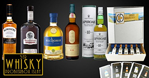 Tasting Samples Whisky Tasting Box 'Islay'