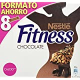 Fitness Barritas de Cereales con Chocolate - 188 gr