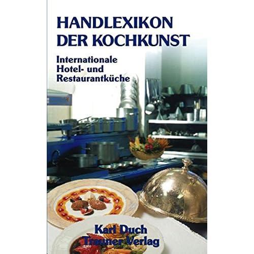 Handlexikon der Kochkunst 1.