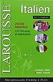 Dictionnaire Compact plus Français-Italien/Italien-Français