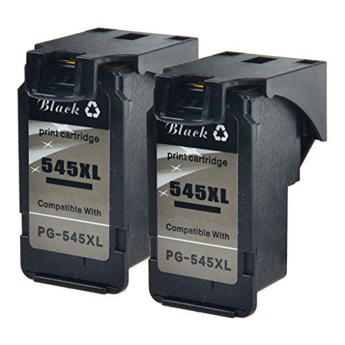 nineleaf remanufacturados cartuchos PG-545X L y CL-546X L de tinta de repuesto para Canon 545x l negro 546X L Tri-color PG545X L CL546X L Cartuchos de tinta para Canon Pixma IP2800IP2850MG2950mg3050MX495 2PK 545XL
