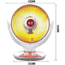 GJM Shop Calentamiento De Tubo Halógeno Calentador Oscilante 400W / 800W Ajuste De 2 Velocidades High