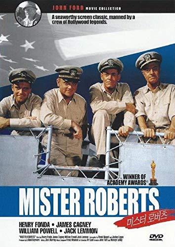 Mister Roberts (1955) UK Region 2 compatible ALL REGION DVD