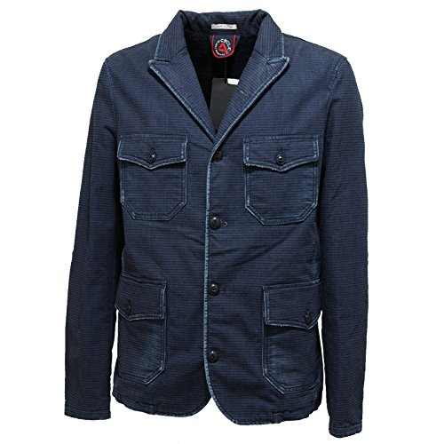 8171L giacca jeans uomo blu CYCLE giacche jackets coats men [L]