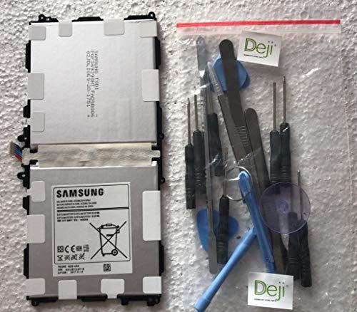 Original Ersatz Li-ionen Akku (Samsung Original Ersatz-T8220E - kompatibler Akku mit Galaxy-Note SM-P600 Pro Li-Ion-Akku des SM-T520 T8220E SM-P600, SM-P601 3G, SM-P605 3G + LTE mit Deji-Freier Öffnungswerkzeug)