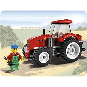 LEGO City 7634 - Trattore 5702014534452 LEGO