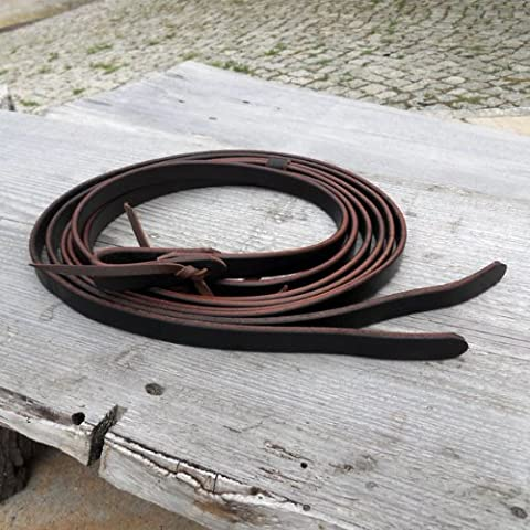 Westernzügel Old World Harness Reins 1,6 cm