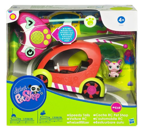 Imagen principal de Littlest Pet Shop - Vehiculo Radio Control Pet Shop (Hasbro) 32860148
