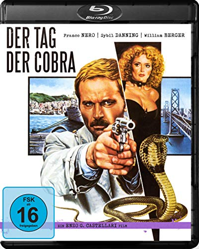 Der Tag der Cobra - Uncut [Blu-ray]