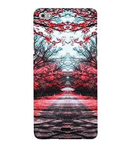 Printvisa Spring Time Scenery Back Case Cover for Micromax Canvas Sliver 5 Q450::Micromax Canvas Silver 5
