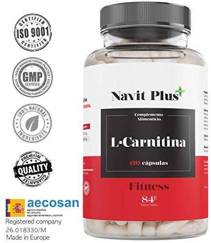 L CARNITINA-Navit Plus. Complemento alimenticio natural para la pérdida de peso...