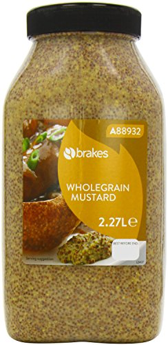Brakes Wholegrain Mustard 2.27 Litre Test