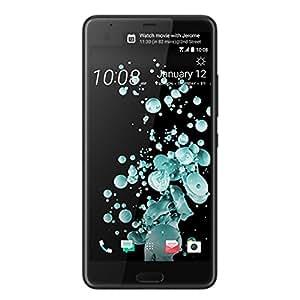 HTC U Ultra Smart Phone, Brilliant Black