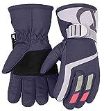 Kinder Winter warme Handschuhe für Skifahren/Radfahren Kinder Fäustlinge für 3 bis 6 Jahre alt
