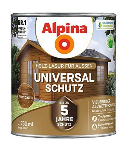 Alpina Universal-Schutz Ebenholz