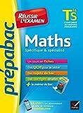 Maths Tle S spécifique & spécialité - Fiches de cours et sujets de bac corrigés (terminale S) - Hatier - 06/01/2016